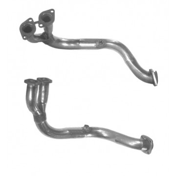 SAAB 900 2.0 01/91-12/93 Front Pipe