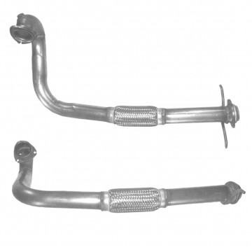 SAAB 9000 2.3 09/92-10/98 Front Pipe