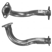 TOYOTA AVENSIS 1.8 10/97-08/00 Front Pipe BM70465