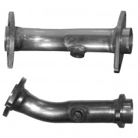 TOYOTA AVENSIS 2.0 10/97-08/00 Front Pipe BM70545