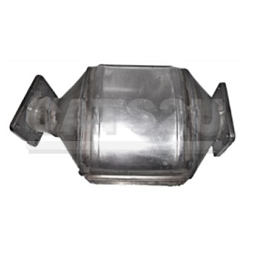 BMW X3 2.0 05/03-08/07 Diesel Particulate Filter