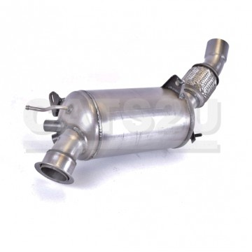 BMW 120d 2.0 03/07-12/09 Diesel Particulate Filter