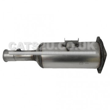 FIAT Scudo 2.0 01/07-12/12 Diesel Particulate Filter