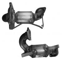NISSAN PRIMASTAR 2.5 07/03-10/06 Catalytic Converter BM80243H