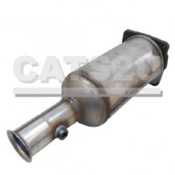 CITROEN C5 2.0 01/01-01/04 Diesel Particulate Filter