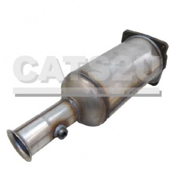 CITROEN C5 2.0 01/01-01/04 Diesel Particulate Filter
