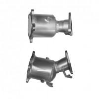 NISSAN NAVARA 2.5 07/05-09/06 Catalytic Converter BM80348H