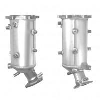 NISSAN PATHFINDER 2.5 09/06-01/10 Catalytic Converter BM80411H