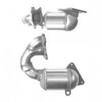 NISSAN INTERSTAR 1.9 09/00-02/01 Catalytic Converter BM80417