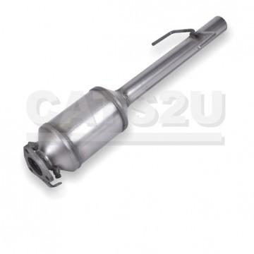 FIAT Doblo 1.3 01/05-12/10 Diesel Particulate Filter