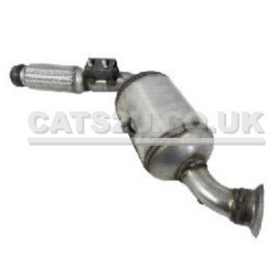 MERCEDES Sprinter 2.1 01/07 on Catalytic Converter