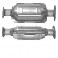 PROTON SATRIA 1.5 03/00-02/01 Catalytic Converter BM90260