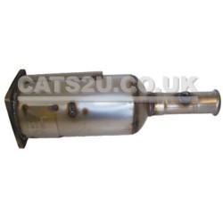 PEUGEOT 307 2.0 01/03-12/08 Diesel Particulate Filter