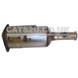 CITROEN C4 2.0 04/05-12/11 Diesel Particulate Filter