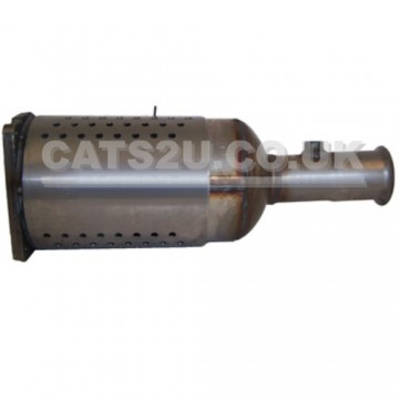 PEUGEOT 307 2.0 04/04-12/08 Diesel Particulate Filter