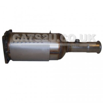 PEUGEOT 807 2.2 10/02-12/06 Diesel Particulate Filter