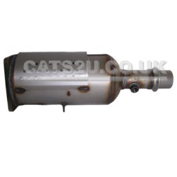 PEUGEOT 307 2.0 09/02-12/05 Diesel Particulate Filter