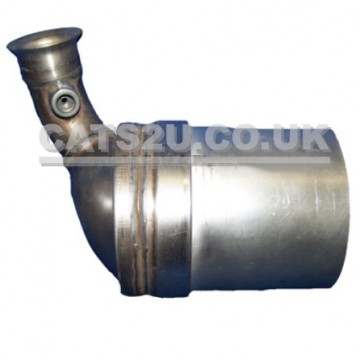 PEUGEOT 206 1.6 04/04-12/08 Diesel Particulate Filter