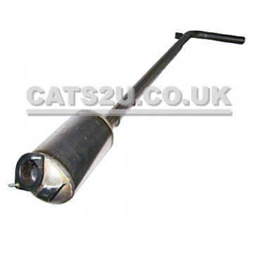RENAULT Scenic 1.9 03/03-04/17 Diesel Particulate Filter