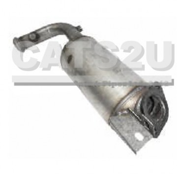 RENAULT Trafic 2.5 01/06-01/10 Diesel Particulate Filter