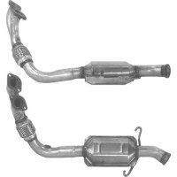 SAAB 9-3 2.3 03/99-07/00 Catalytic Converter BM90602