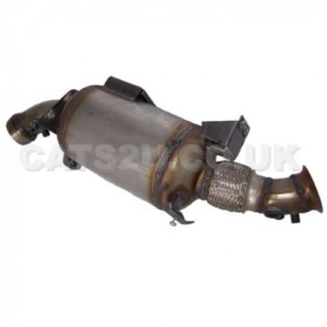 VOLKSWAGEN Crafter 2.5 04/06-12/09 Diesel Particulate Filter