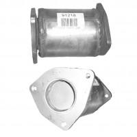 CHEVROLET TACUMA 1.6 10/01-08/08 Catalytic Converter BM91218H