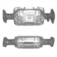 NISSAN NAVARA 2.4 01/97-07/98 Catalytic Converter BM91247